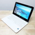 HP x360 11-ab100をレビュー サブマシンに最適!Celeron N4000搭載のコンパクトな11インチ2-in-1ノート